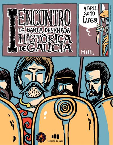 Esta primeira edición reunirá a seis ilustradores en obradoiros e actividades en abril e xuño