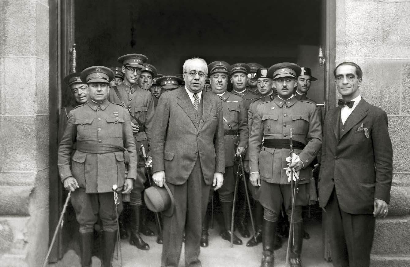 Visita de Manuel Aza�a (setembro 1932) Arquivo Cancelo
