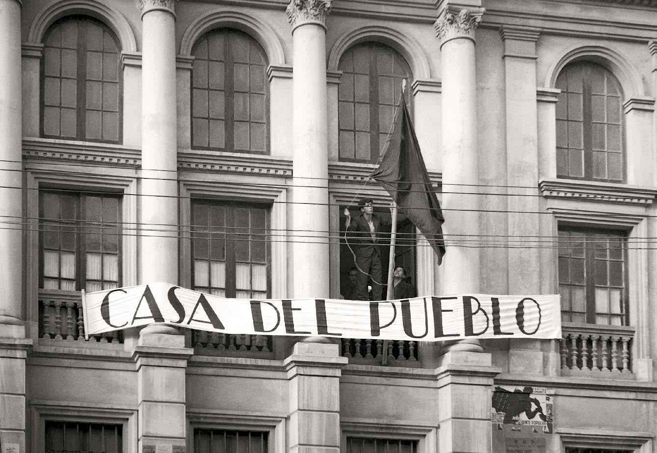 A exposición 'Illa Rota' amosa unha parte do arquivo de Juan Cancelo,decano do fotoxornalismo profesional coruñés que documenta da IIª República ao franquismo