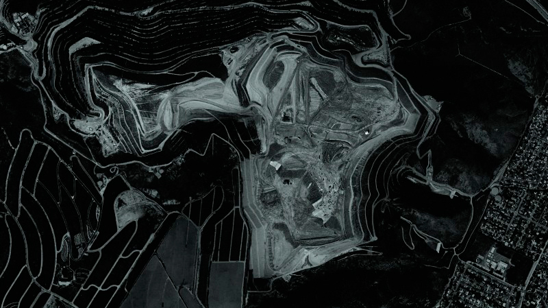 A mostra de Jon Gorospe, Premio Galicia de Fotografía, poderá verse ata o día 29