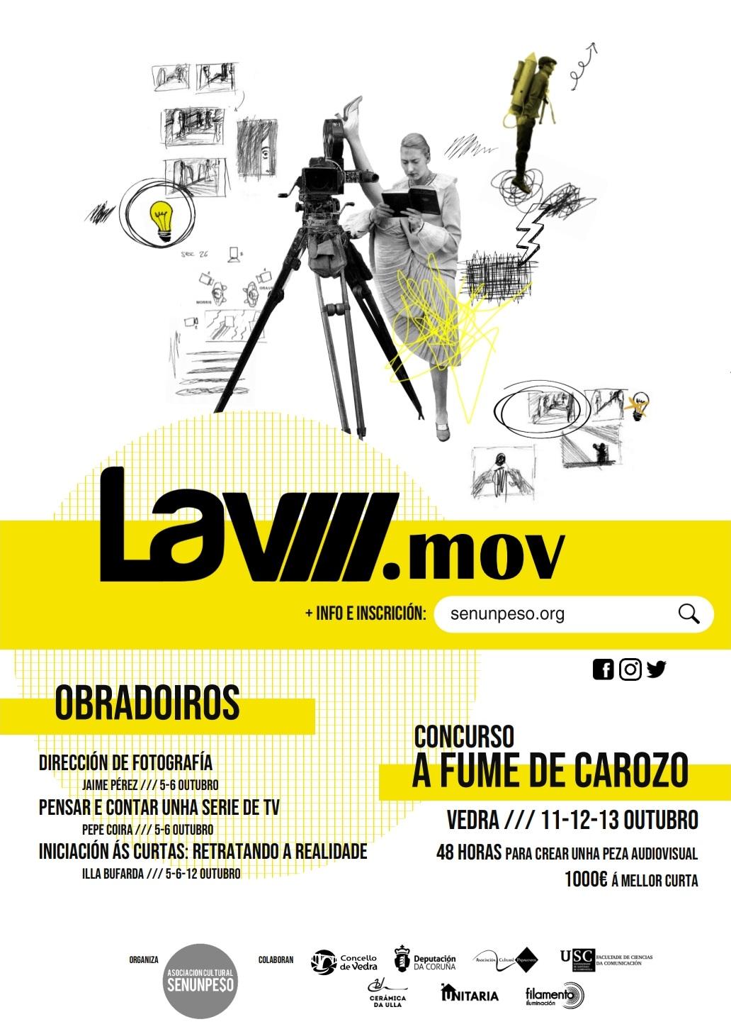 O Lav.mov de Vedra presenta a súa segunda edición