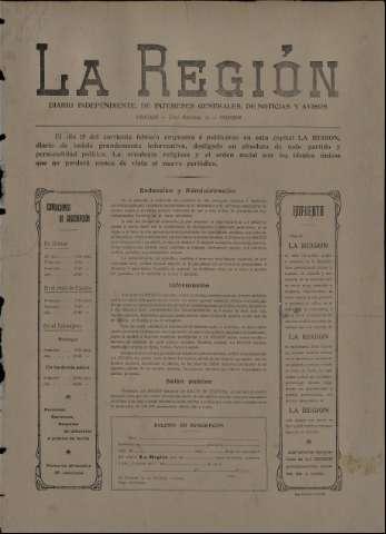 Un convenio entre Xunta e deputación de Ourense posibilita a difusión da dixitalización do xornal ata 2006