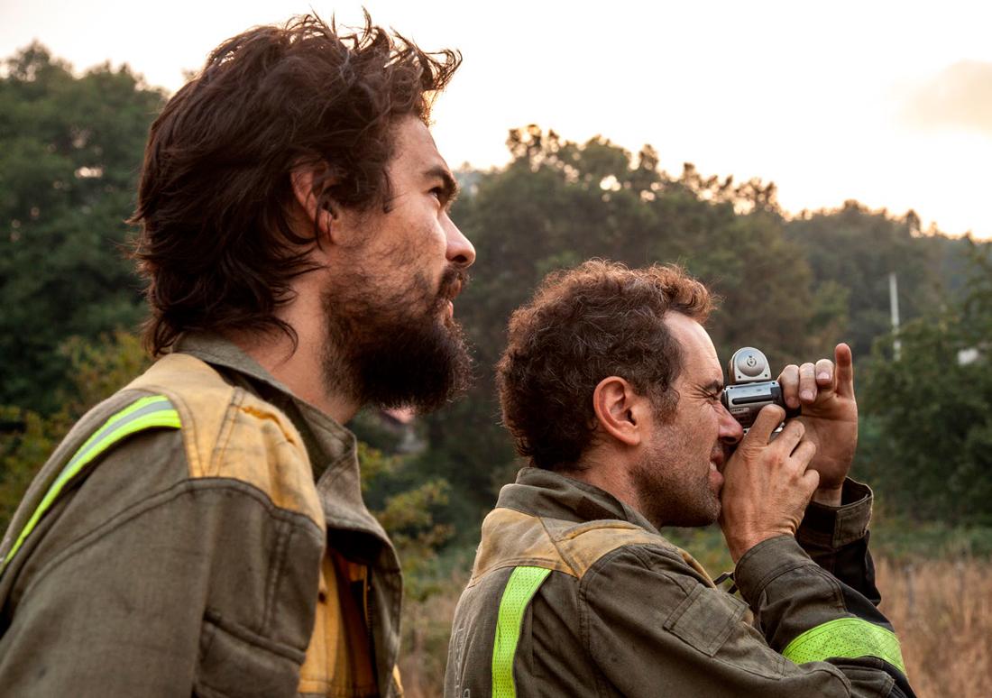 'O que arde' ten catro candidaturas, entre elas a de Mellor película