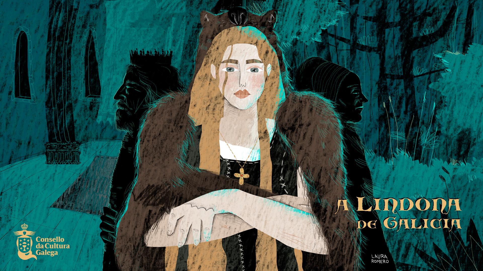 O CCG presenta o podcast dramático de 'A Lindona de Galicia' e a MIT estrea un documental e propón lecturas dramatizadas a seguir en liña