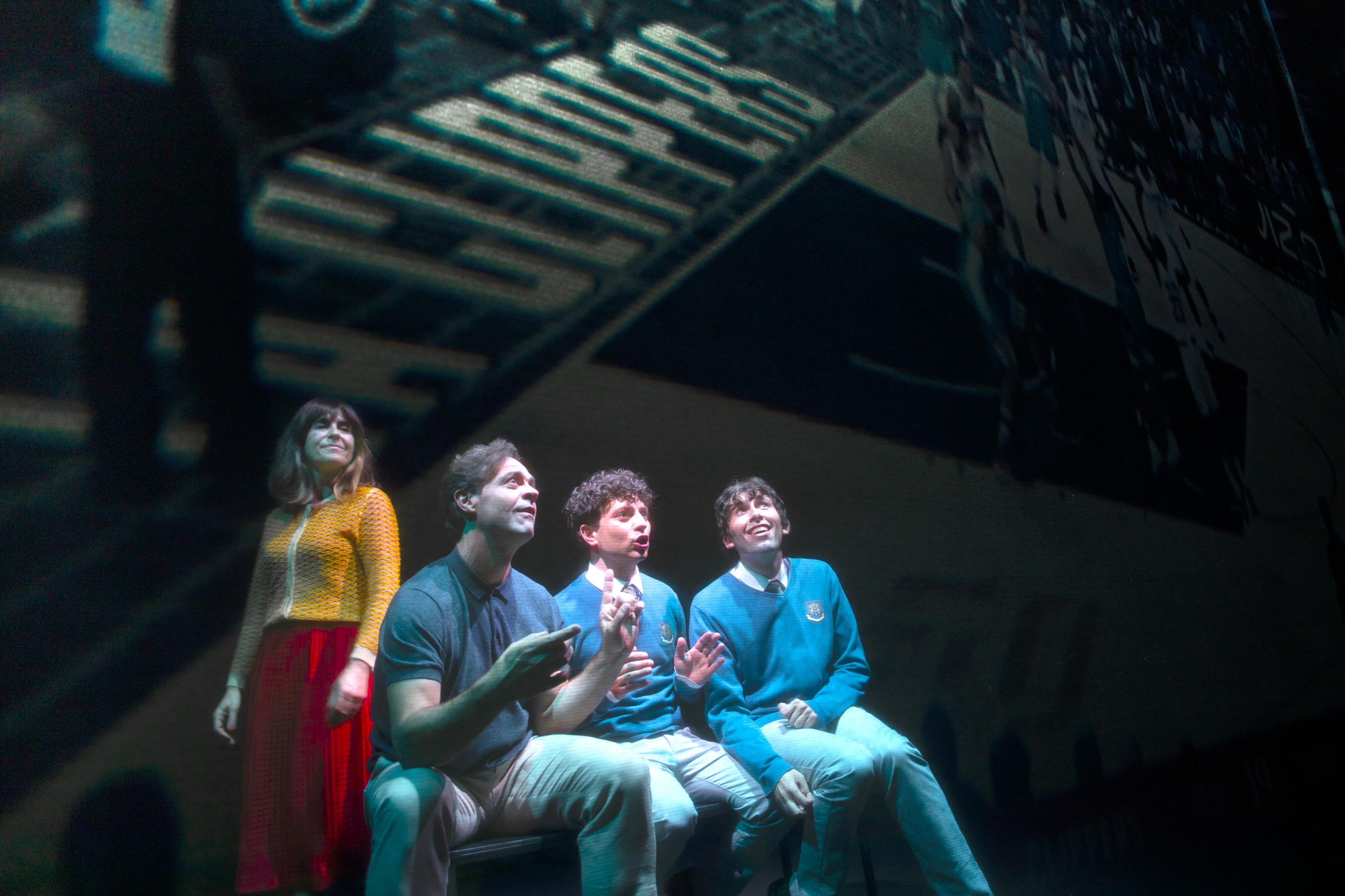 Redrum teatro estrea esta semana 'O mozo da última fila' de Juan Mayorga