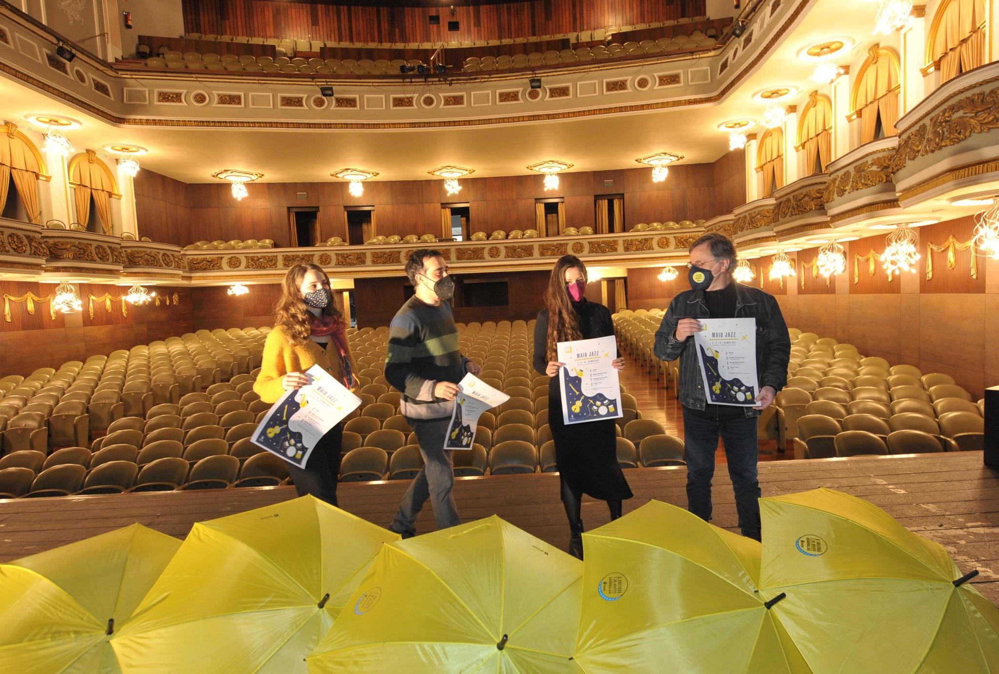 O Teatro Colón acollerá un concerto de balde cada domingo de maio