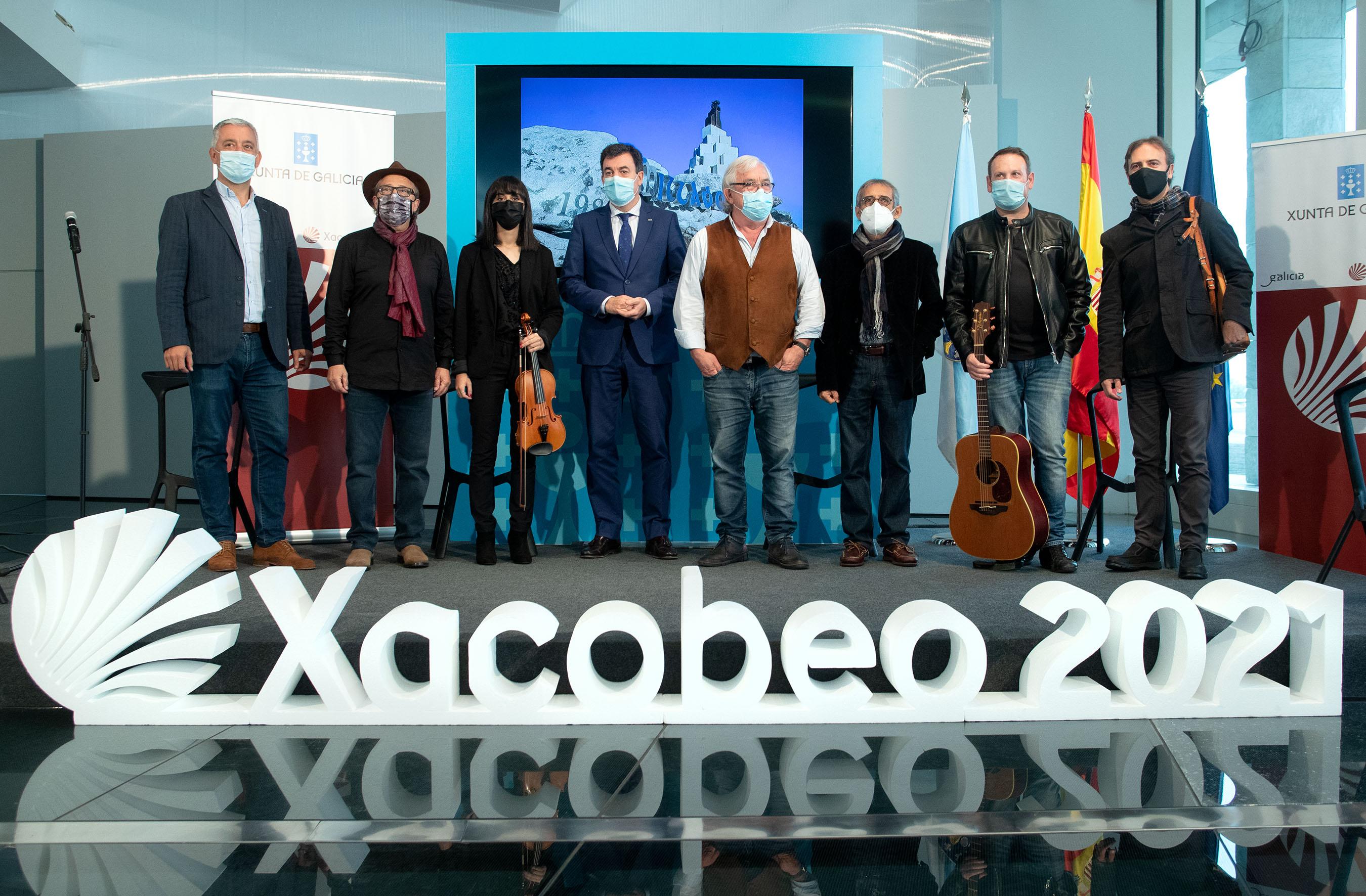 A banda fará once concertos por diferentes vilas ata finais de ano