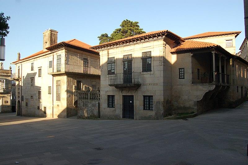 A Deputación rehabilitará os edificos históricos de García Flórez e Castro Monteagudo