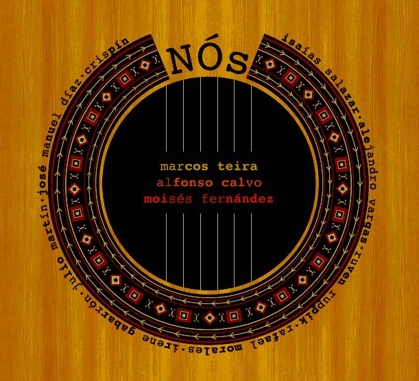 O novo disco e formación se presentarán en concerto este venres en Santiago