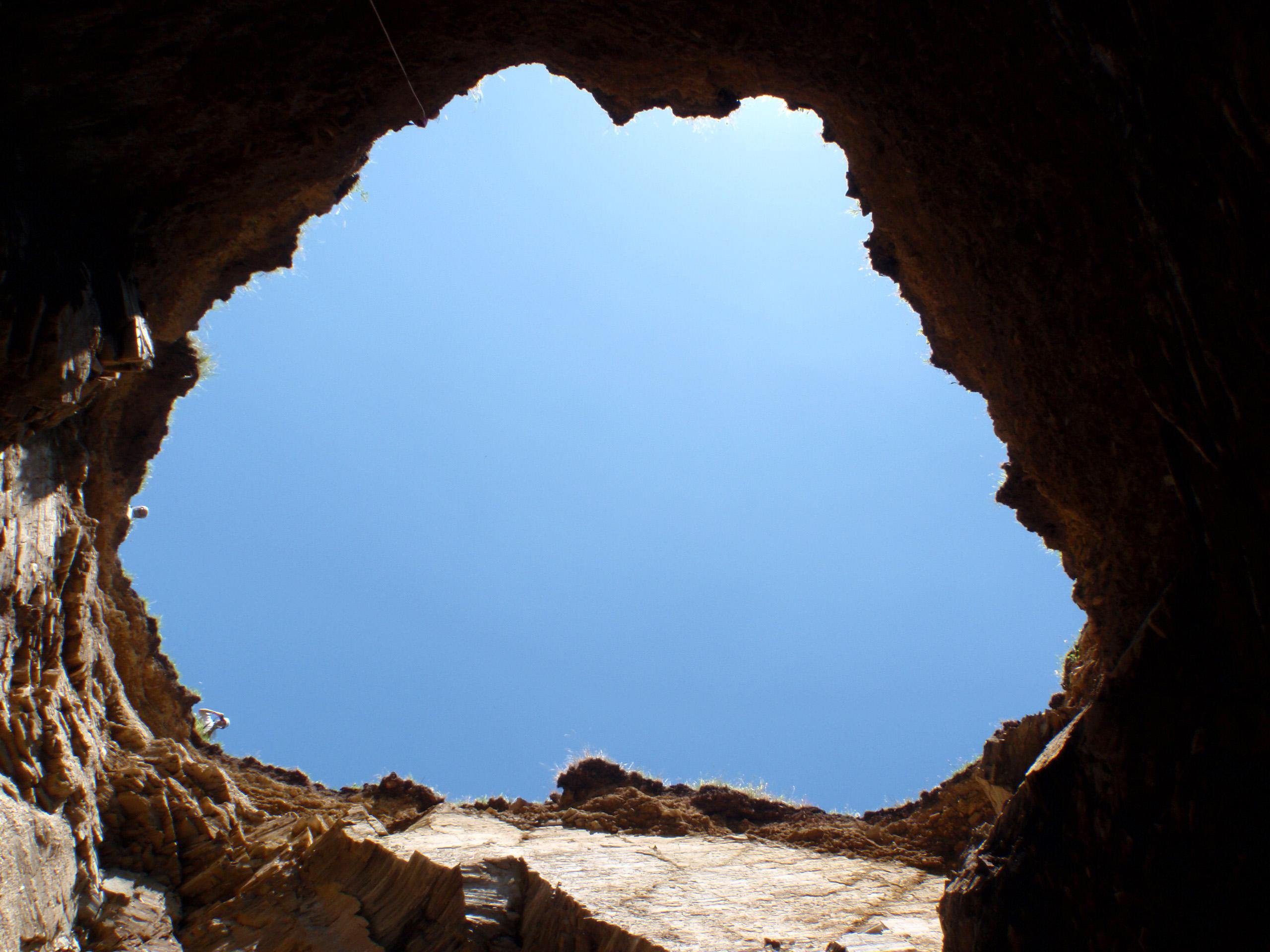 Novas exploracións e achados elevan o interese das cavernas galegas