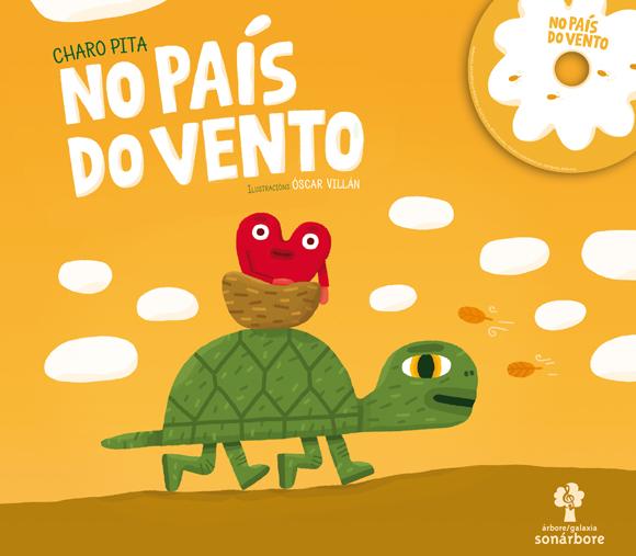 Charo Pita convídanos a pasear <i>No país do vento</i>