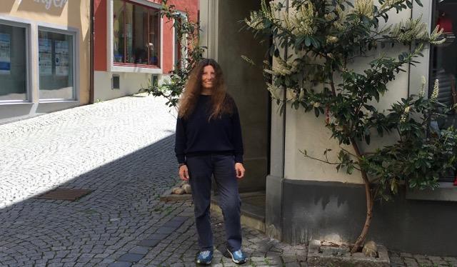 Nora Rätzhel, experta nas relacións entre traballo e natureza
