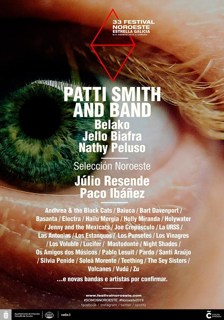 O cartel da súa 33ª edición inclúe nove propostas da escena galega