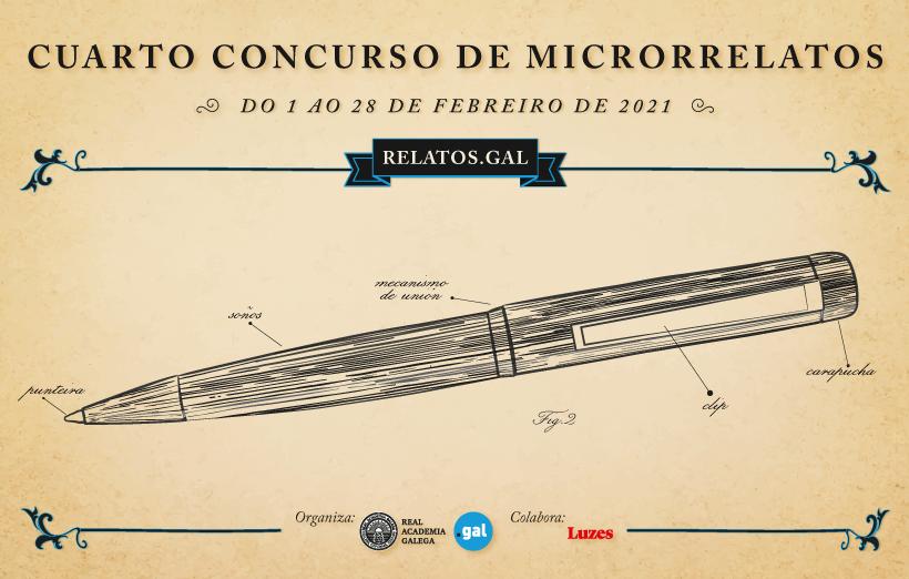 Duplícase a participación no Concurso de Microrrelatos da RAG