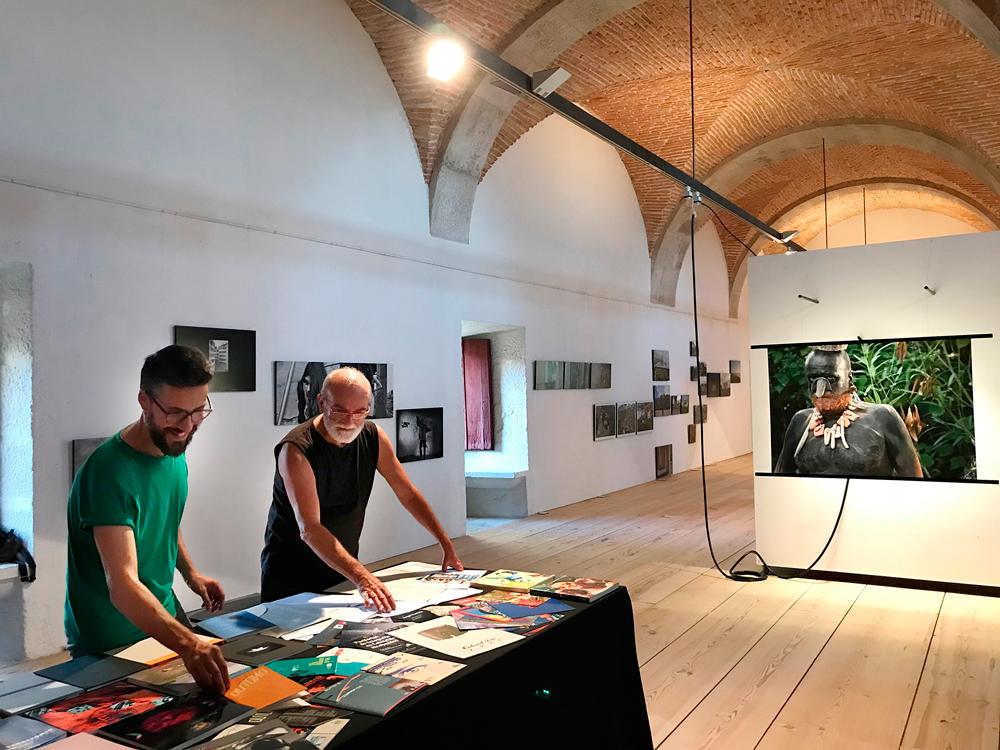 O Encontros da Imagem en Braga inaugura unha retrospectiva do festival galego 1983 - 2017