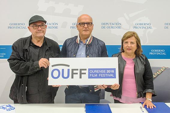 O OUFF comezará o vindeiro 29 de novembro