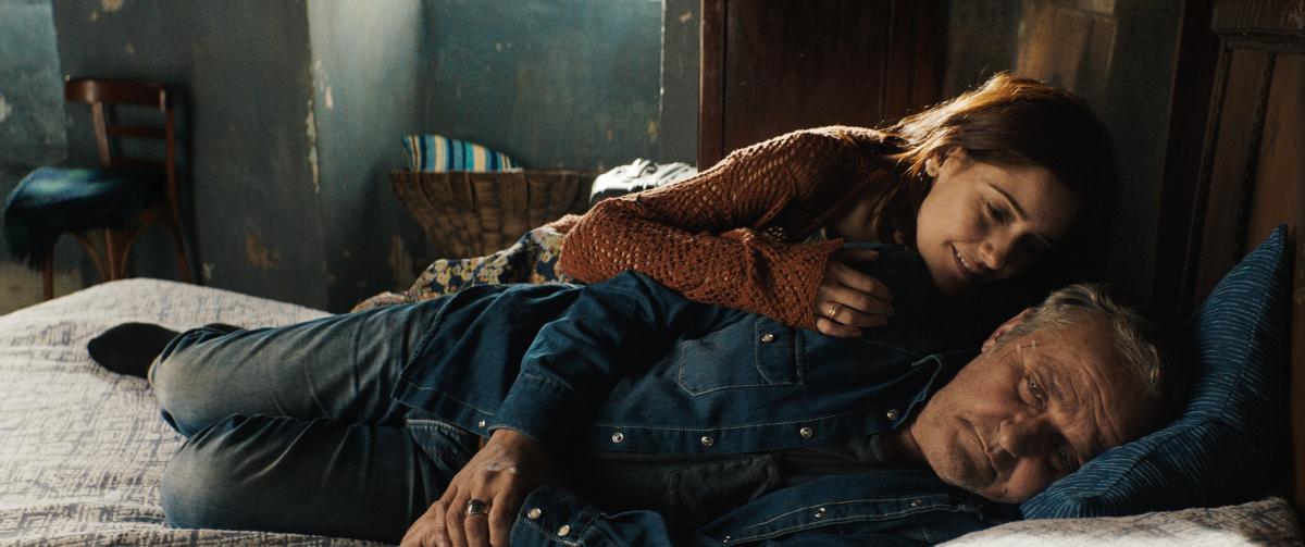 Melania Cruz e Antonio Durán 'Morris' protagonizan a longametraxe gravada na illa atlántica