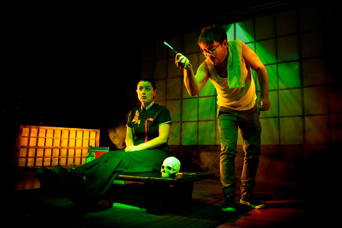 A obra teatral protagonizada por Sheyla Fariña e Guillermo Carbajo estrearase na MIT de Ribadavia