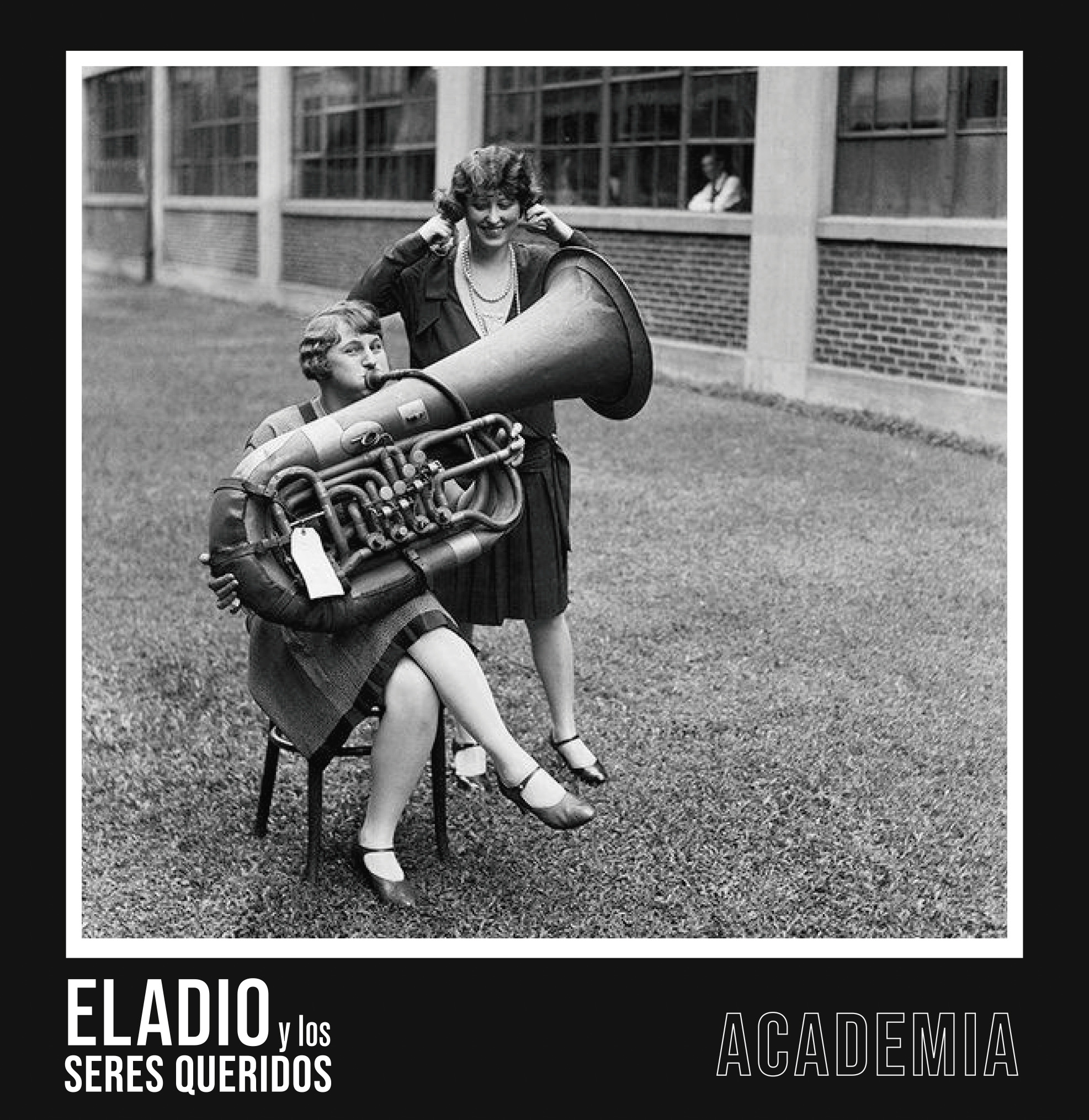 Eladio y los Seres Queridos presentan 'Academia', o seu sexto disco
