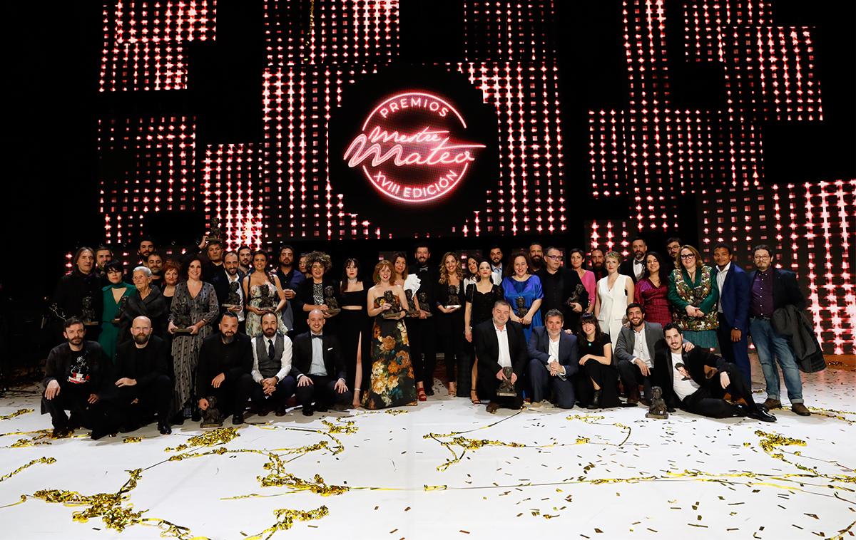 Os XVIII Premios Mestre Mateo reivindican a proxección sen fronteiras do talento audiovisual galego