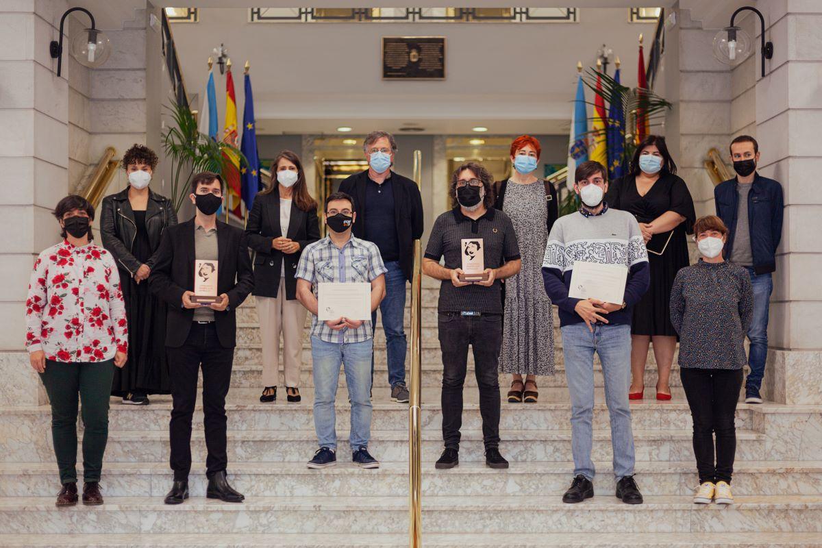 O xurado declarou deserta a categoría de videoensaio sobre audiovisual galego