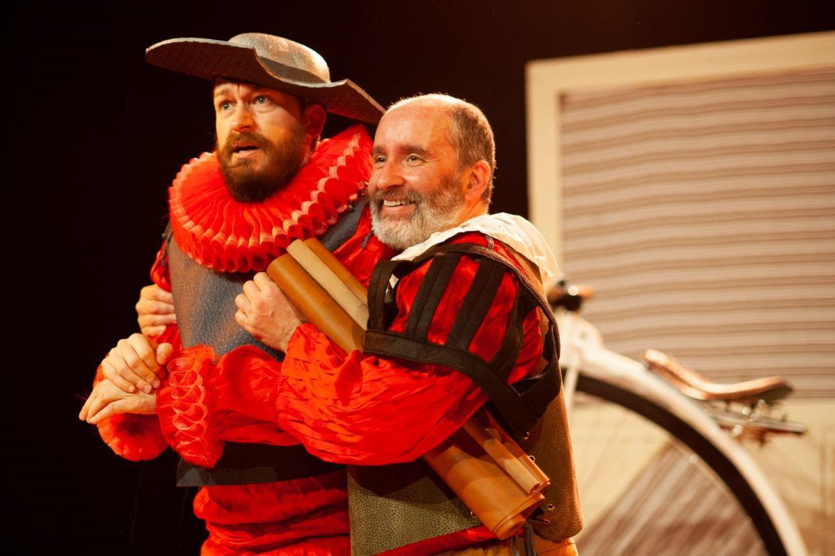 A proposta de comedia mímica sobre a obra de Cervantes acadou a unanimidade do xurado