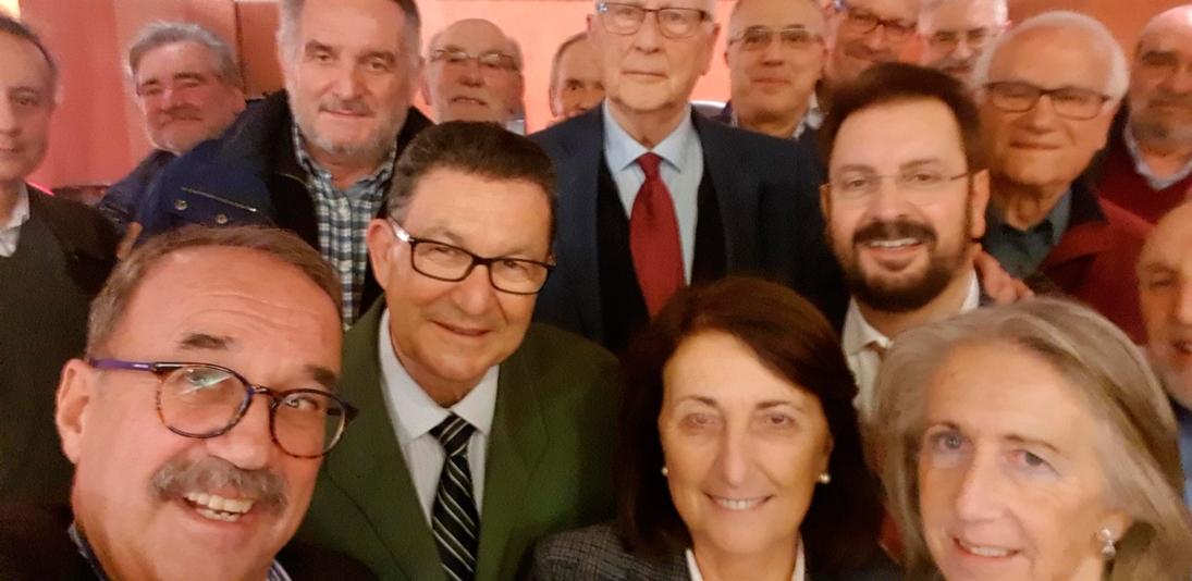 O Profesor Juan M. Lema Rodicio sucede no cargo de presidente a a Miguel Angel Ríos Fernández