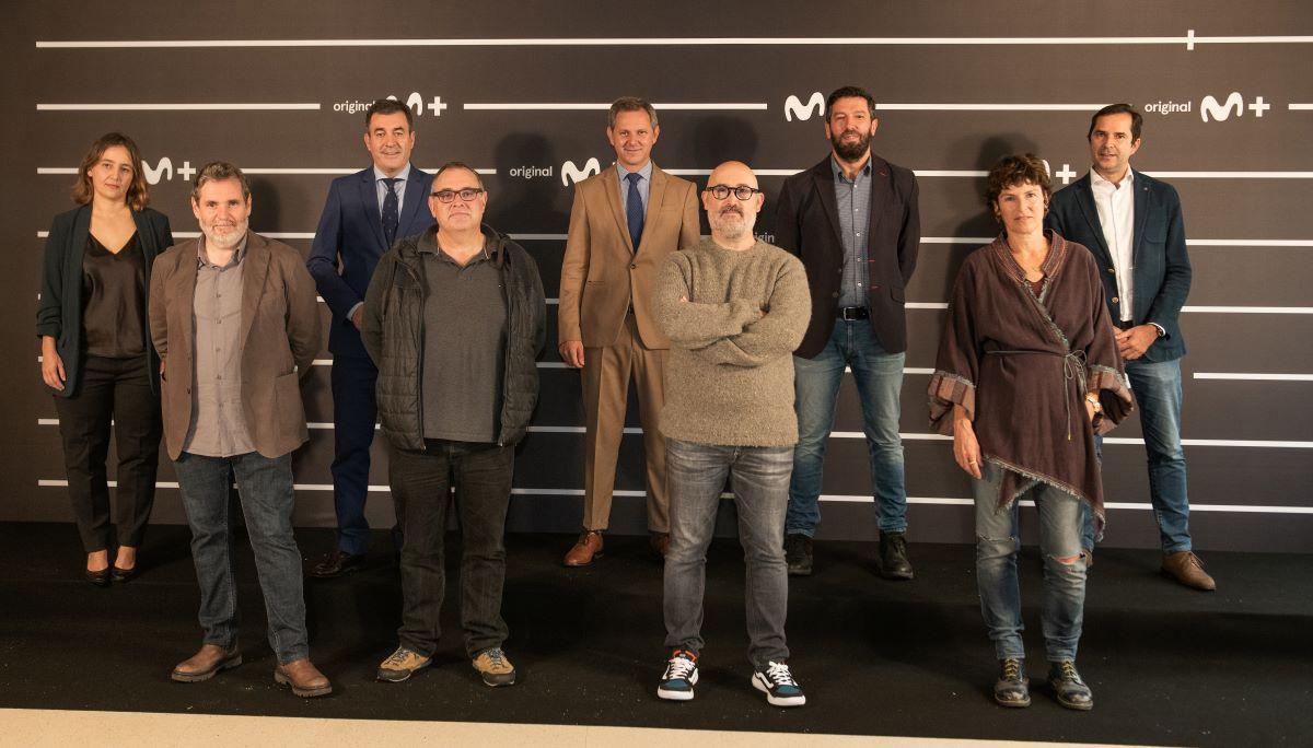 A serie comezou a súa gravación nas zonas de Cedeira e Ferrol