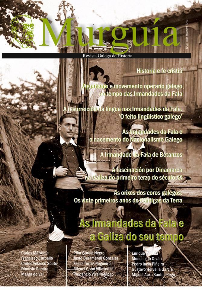 As Irmandades da Fala protagonizan a nova entrega da Revista Galega de Historia