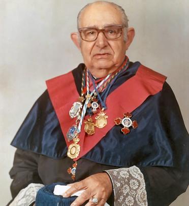 Foi artífice do despegue da química orgánica no noso país
