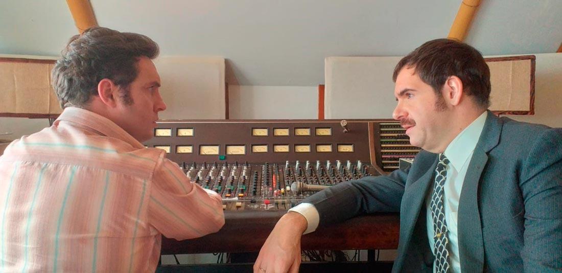 Rubén Riós dará vida ao músico no filme 'Pardo por la música'