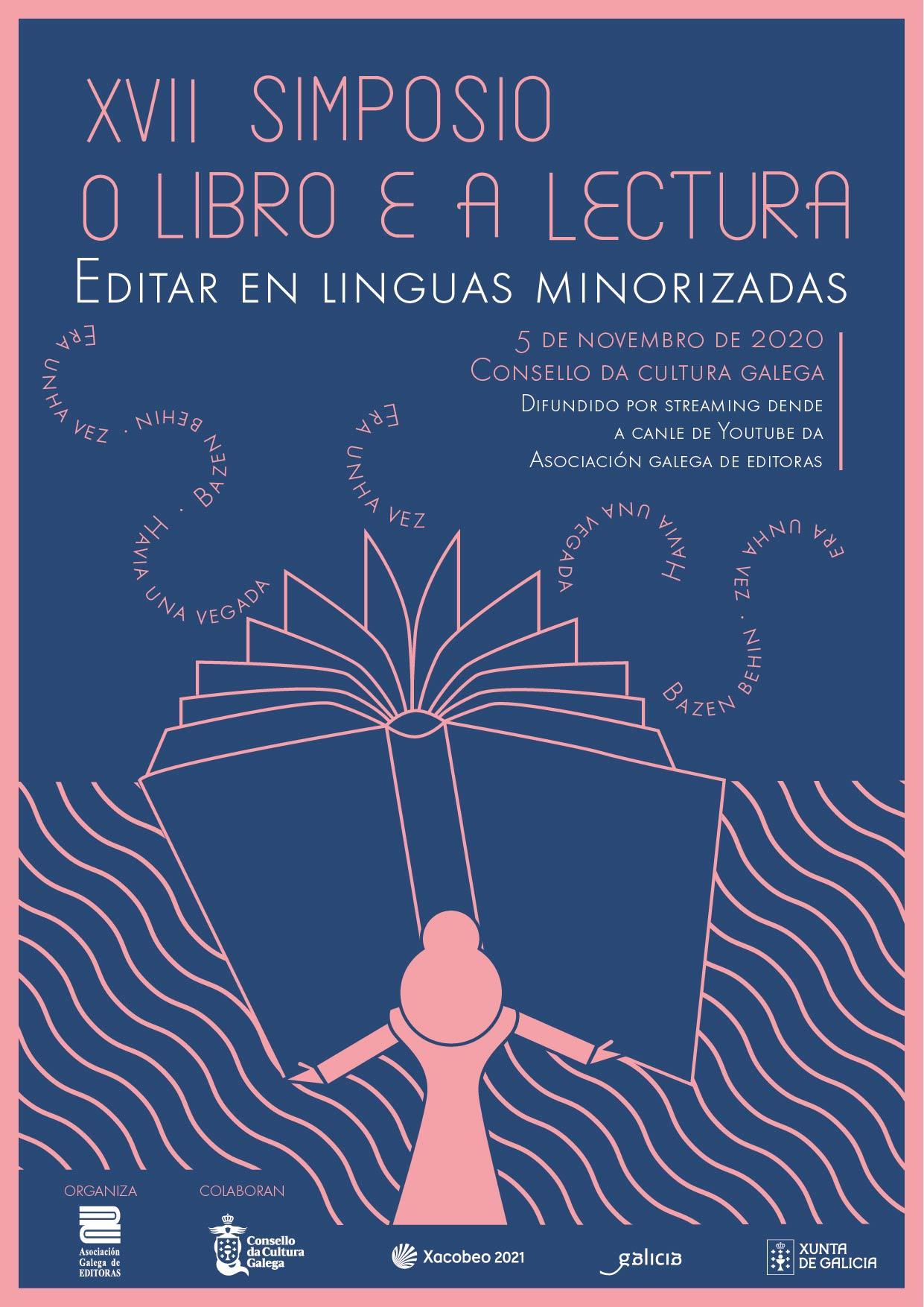 O encontro da Asociación Galega de Editoras retransmitirase este 5 de novembro desde Compostela