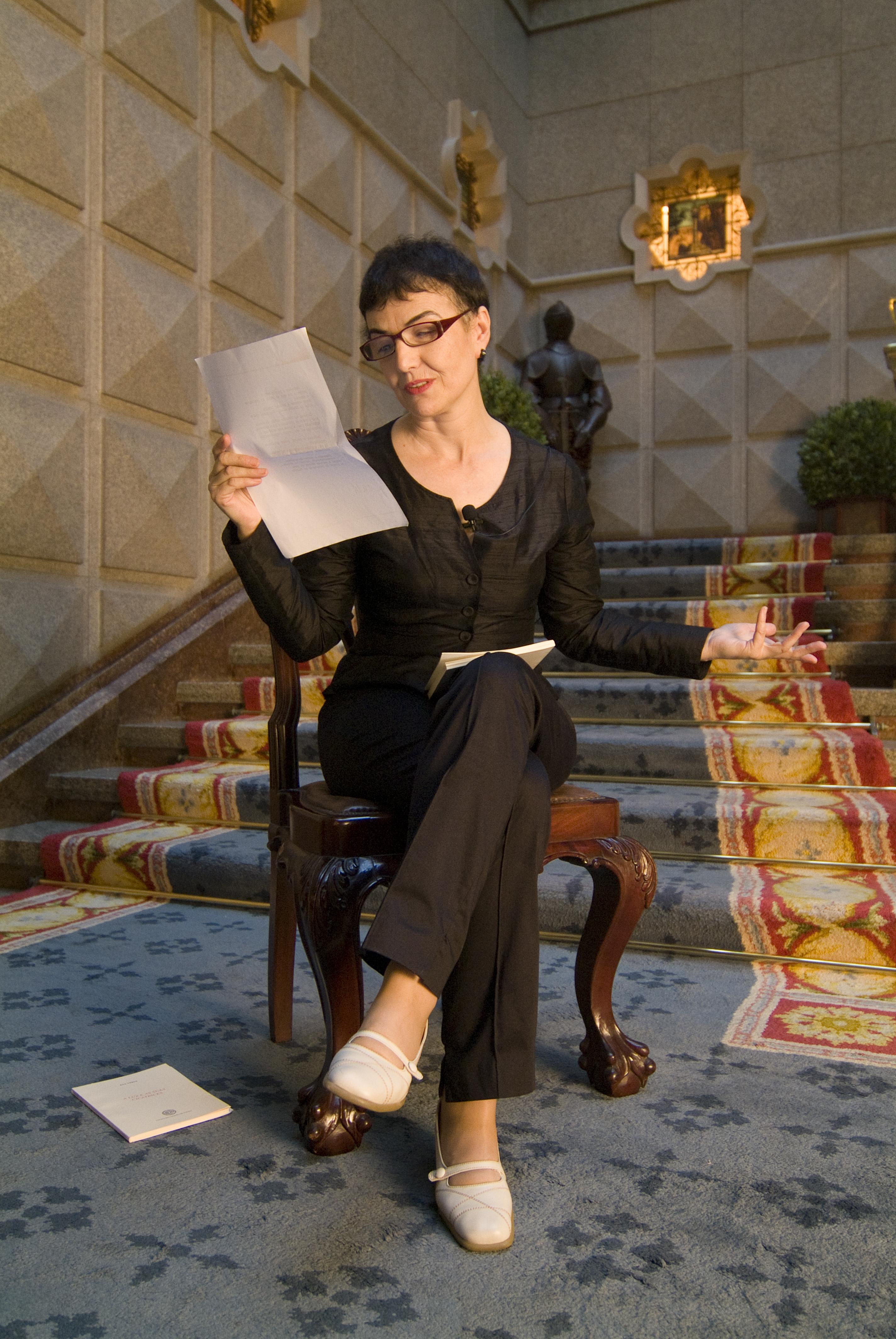 Eva Veiga gaña o Premio de Poesía Cidade de Ourense