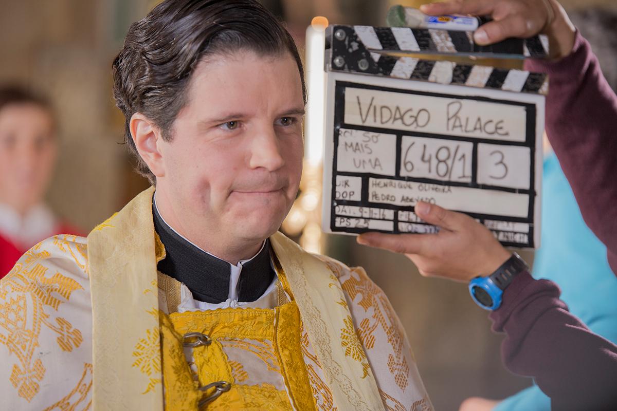 A serie Vidago Palace entra no catálogo de HBO España