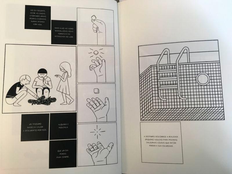 Oliver Añon gaña o XIIIº Premio Castelao de Banda Deseñada