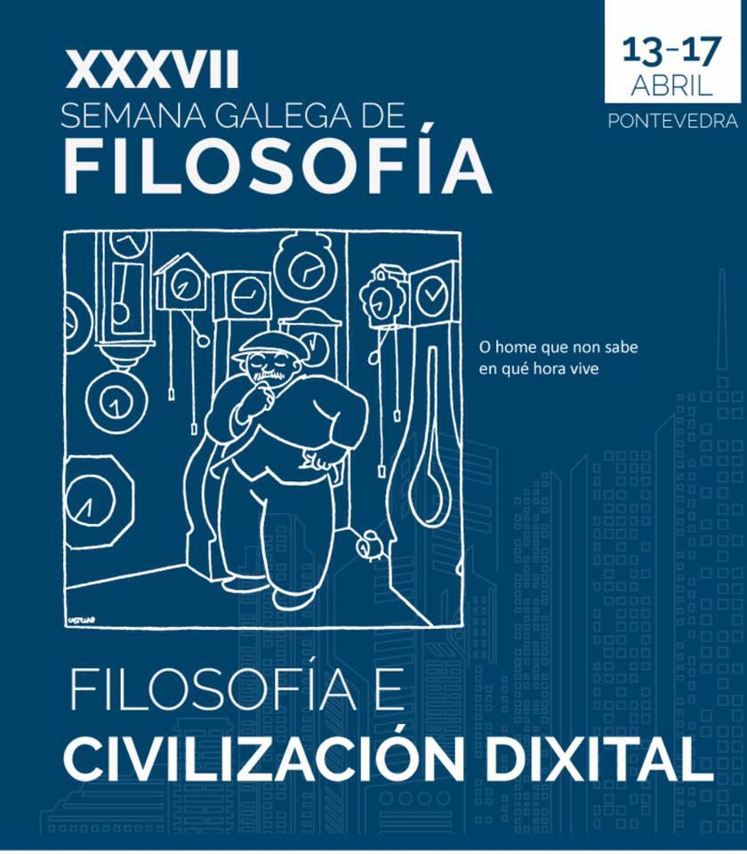 'Filosofía e civilización dixital' será o tema vertebrador desta edición