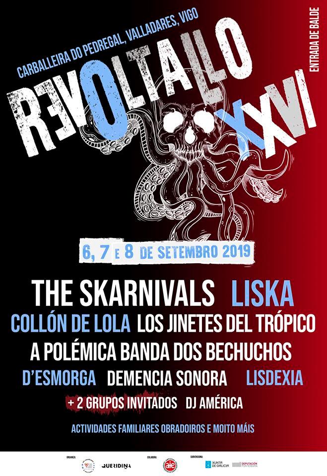 O evento aposta polas bandas galegas emerxentes e ofrece tamén obradoiros e espectáculos infantís