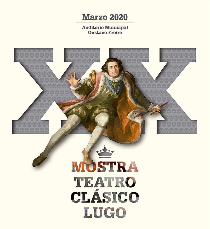 A XXª edición ofrecerá 10 representacións no mes de marzo