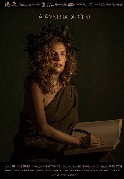 A ópera contemporánea poderá verse en Compostela, A Coruña e Ourense