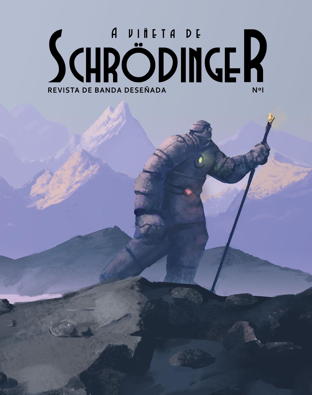 Nace <i>A Viñeta de Schrödinger</i>, unha nova revista de BD en galego