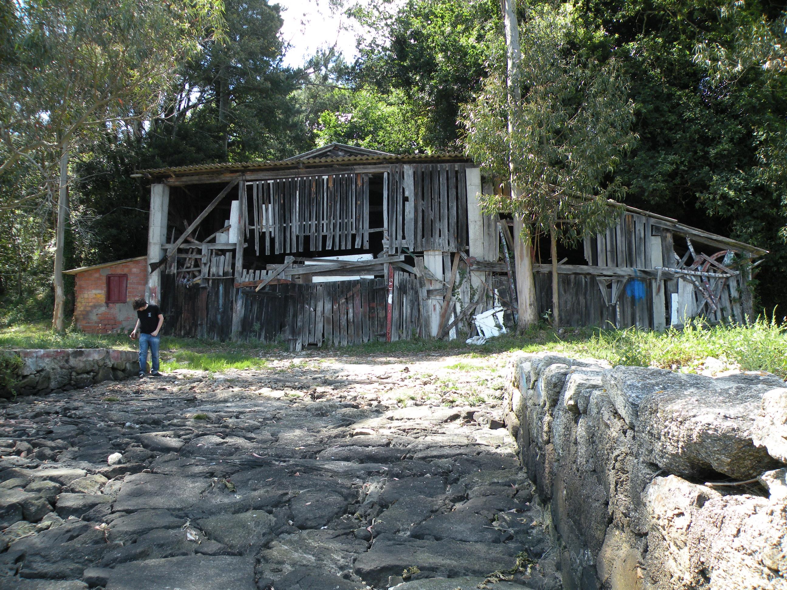 A perda de carpintarías de ribeira acelerouse no noso país durante as últimas décadas