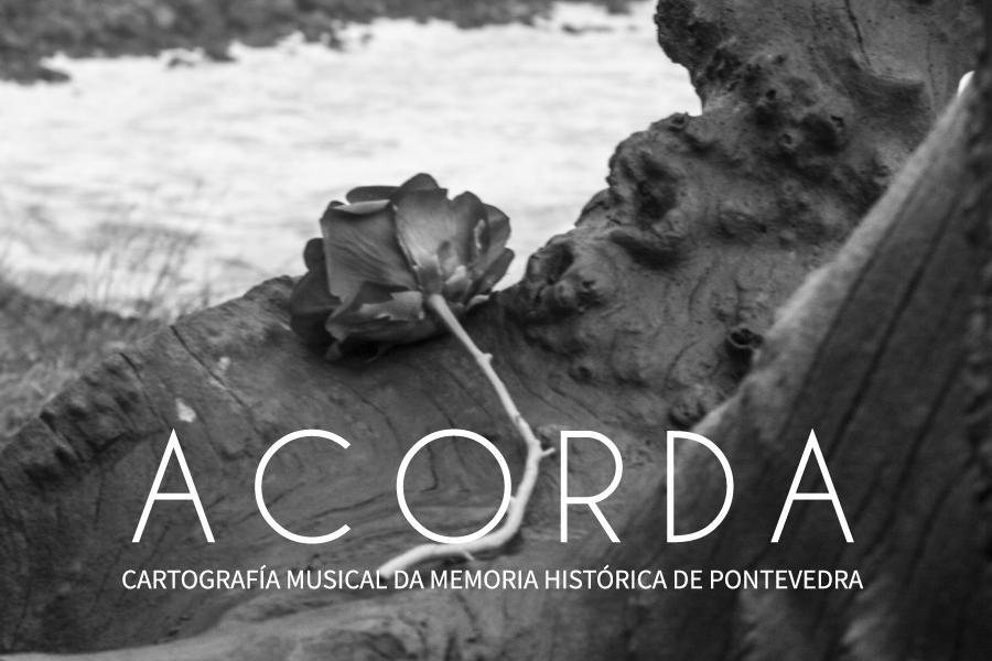 A Deputación de Pontevedra integra música e memoria histórica en <i>Acorda</i>