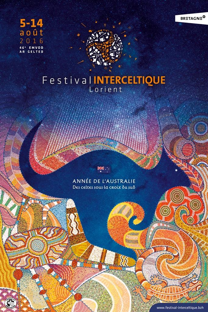 150 persoas compoñen a delegación galega no Festival de Lorient