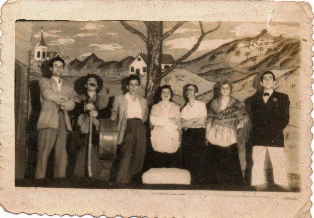 A historia de Airi�os en fotograf�as