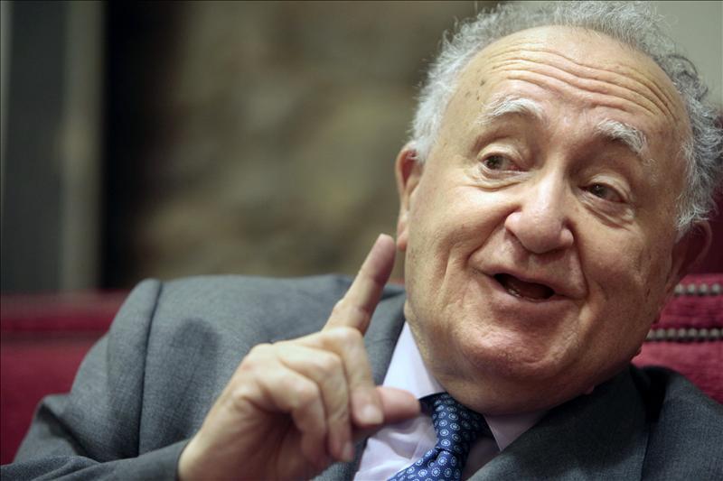 O presidente da RAG fala sobre o homenaxeado no Día das Letras Galegas 2015
