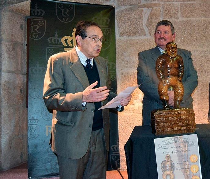 Foi tamén alcalde de Redondela e deputado provincial