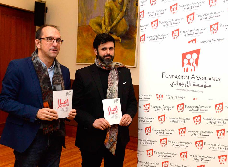 AMAL volve traer o mundo árabe contemporáneo a Galicia