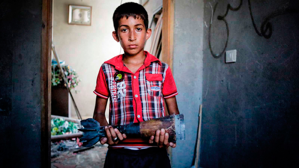 O documental de Hernán Zin 'Nacido en gaza' inaugura hoxe a edición