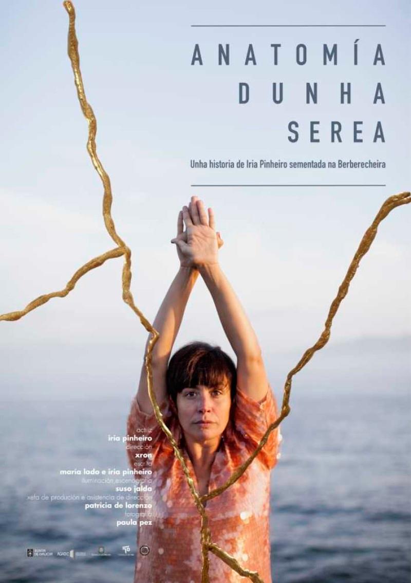 Iria Pinheiro leva as táboas a violencia obstétrica con 'Anatomía dunha serea'