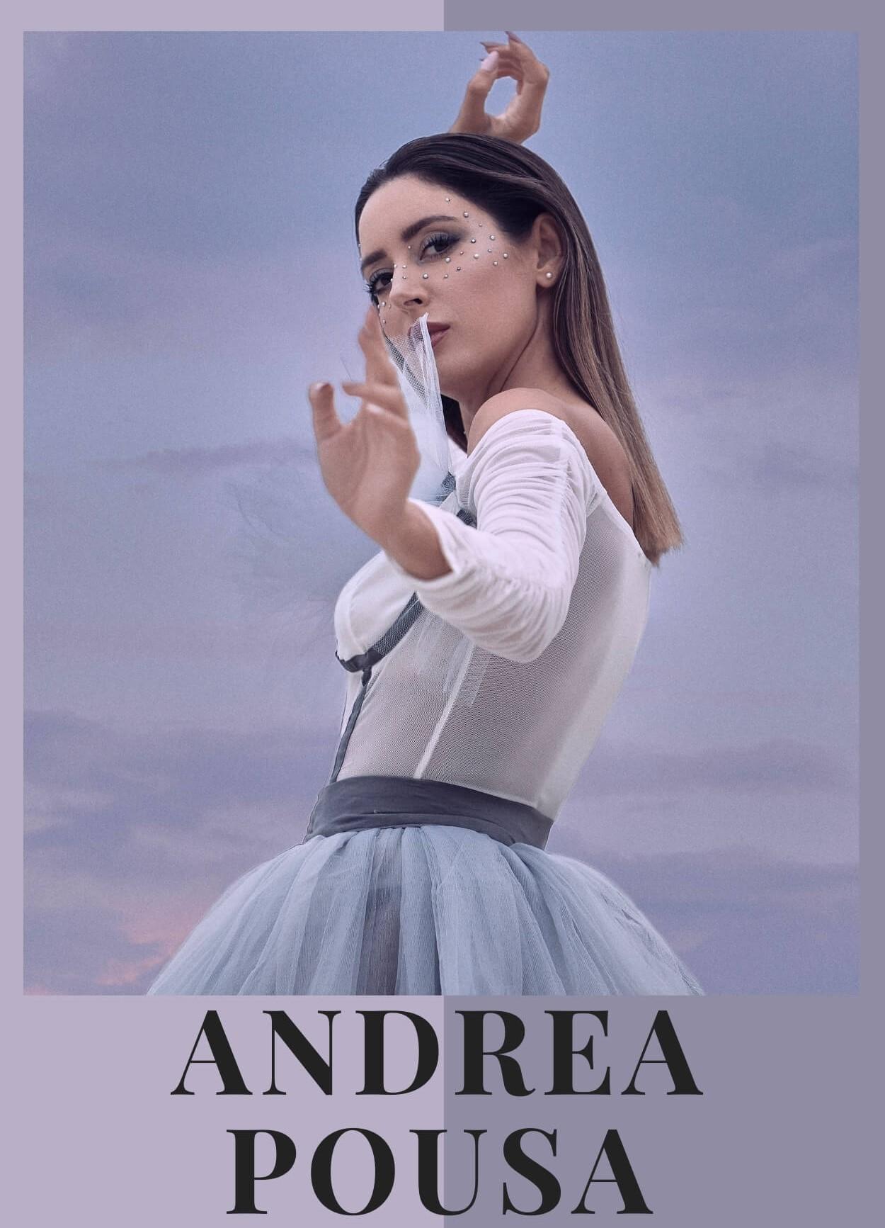 Andrea Pousa abrirá este ciclo provincial de música en galego o 9 de abril en Tui